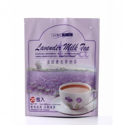 Lavender Milk Tea